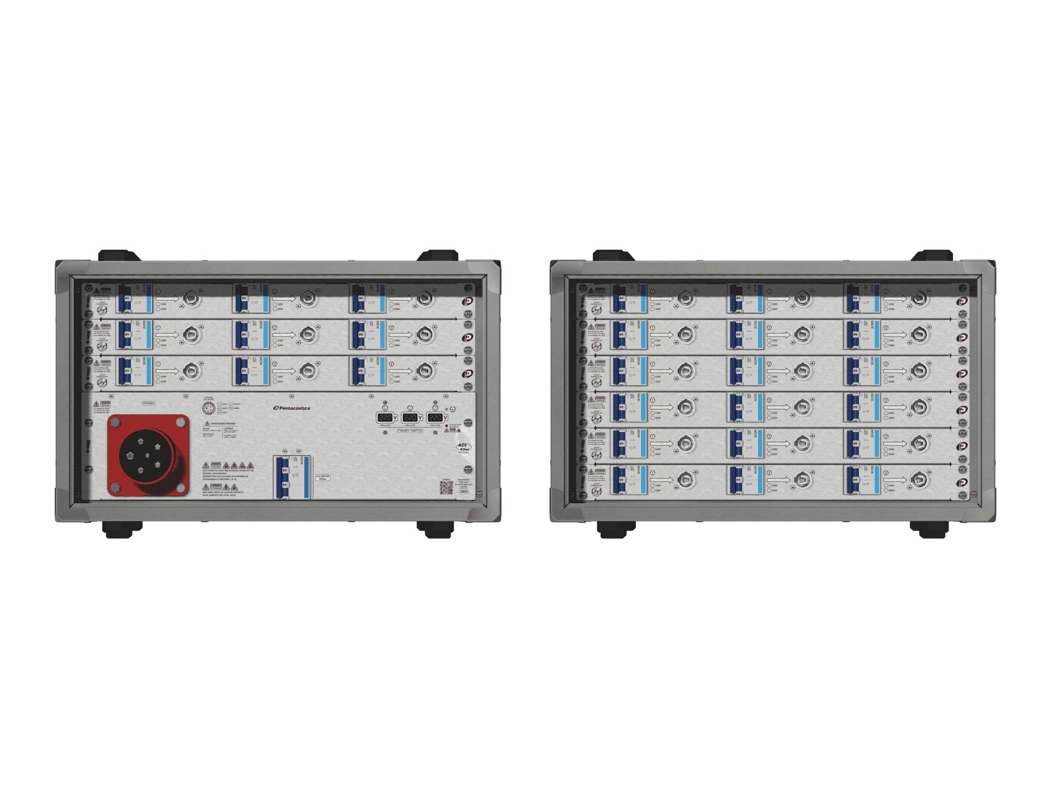 Main power RMP-63se, 5 polos, 3F+N (220VD/127VY), V073