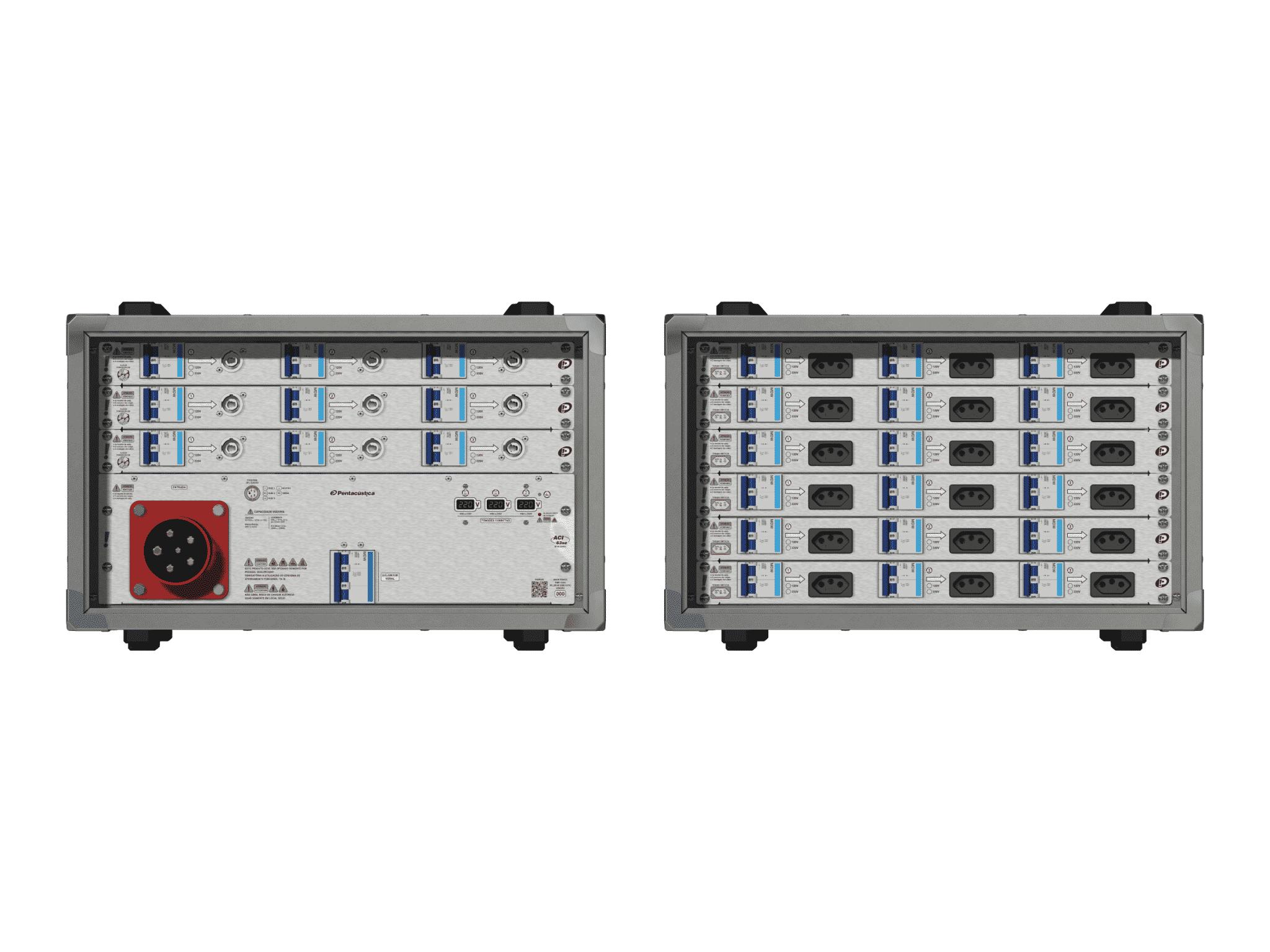 Main power RMP-63se, 5 polos, 3F+N (220VD/127VY), V088