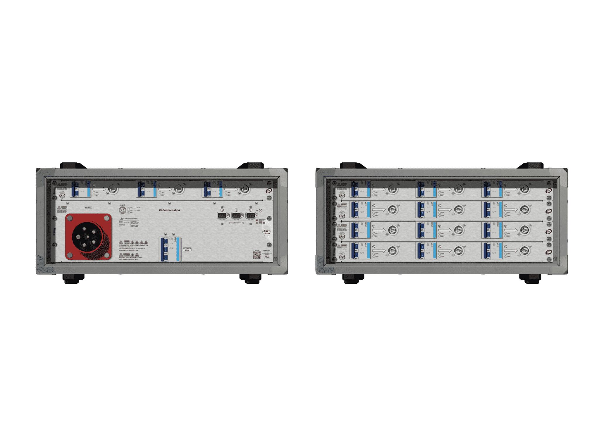 Main power RMP-63se, 5 polos, 3F+N (220VD/127VY), V139