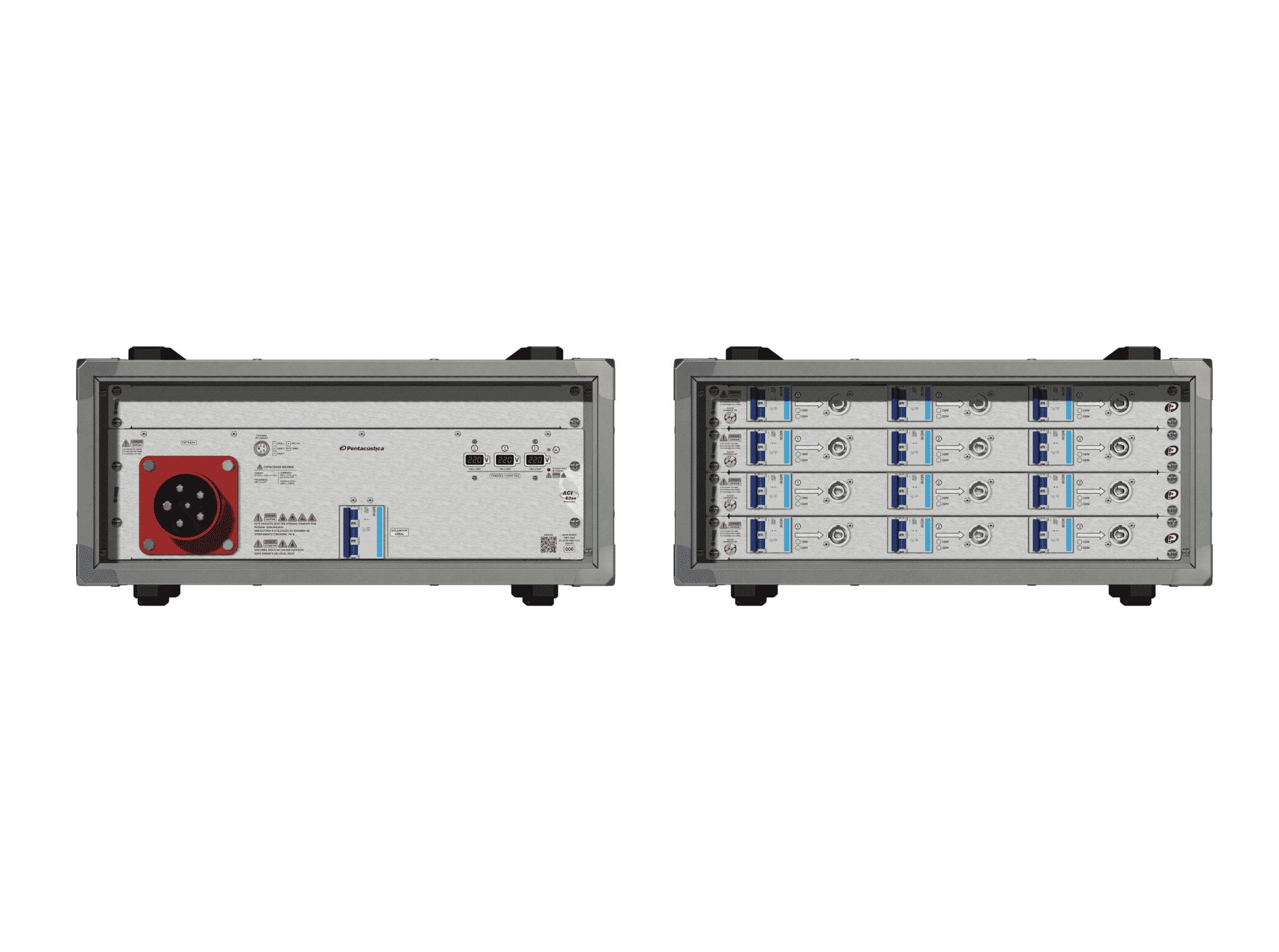 Main power RMP-63se, 5 polos, 3F+N (220VD/127VY), V141