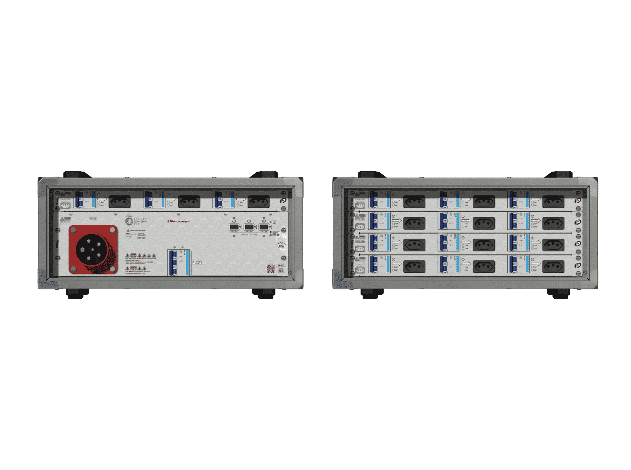 Main power RMP-63se, 5 polos, 3F+N (220VD/127VY), V147