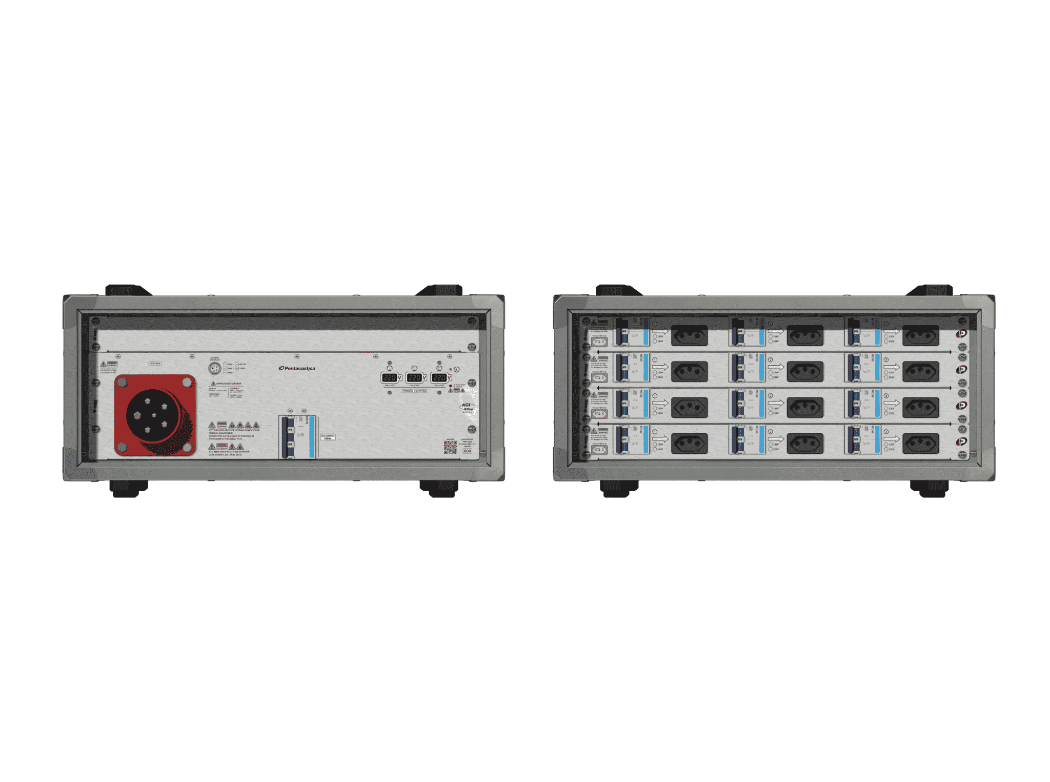 Main power RMP-63se, 5 polos, 3F+N (220VD/127VY), V148