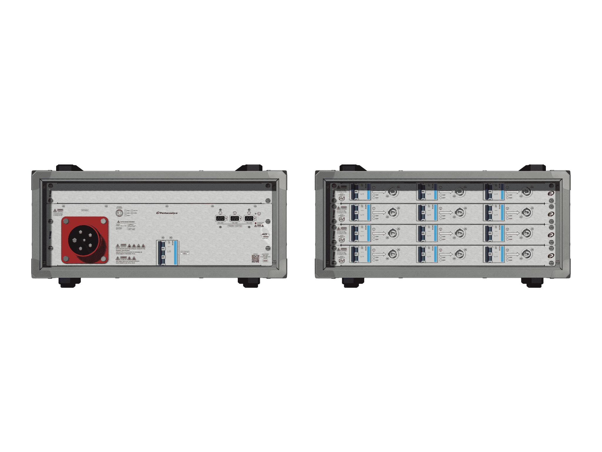 Main power RMP-63se, 5 polos, 3F+N (380VD/220VY), V185