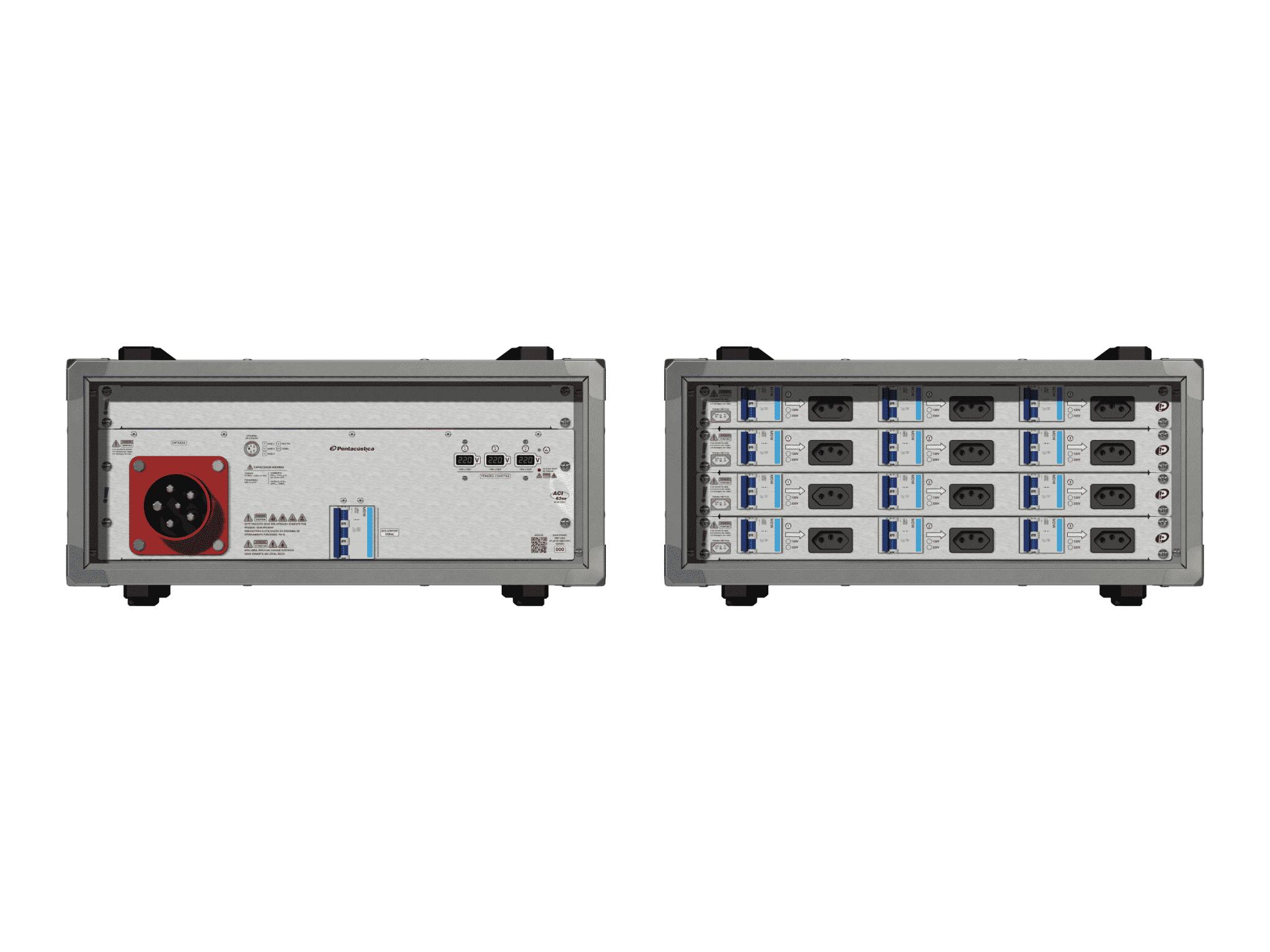 Main power RMP-63se, 5 polos, 3F+N (380VD/220VY), V186