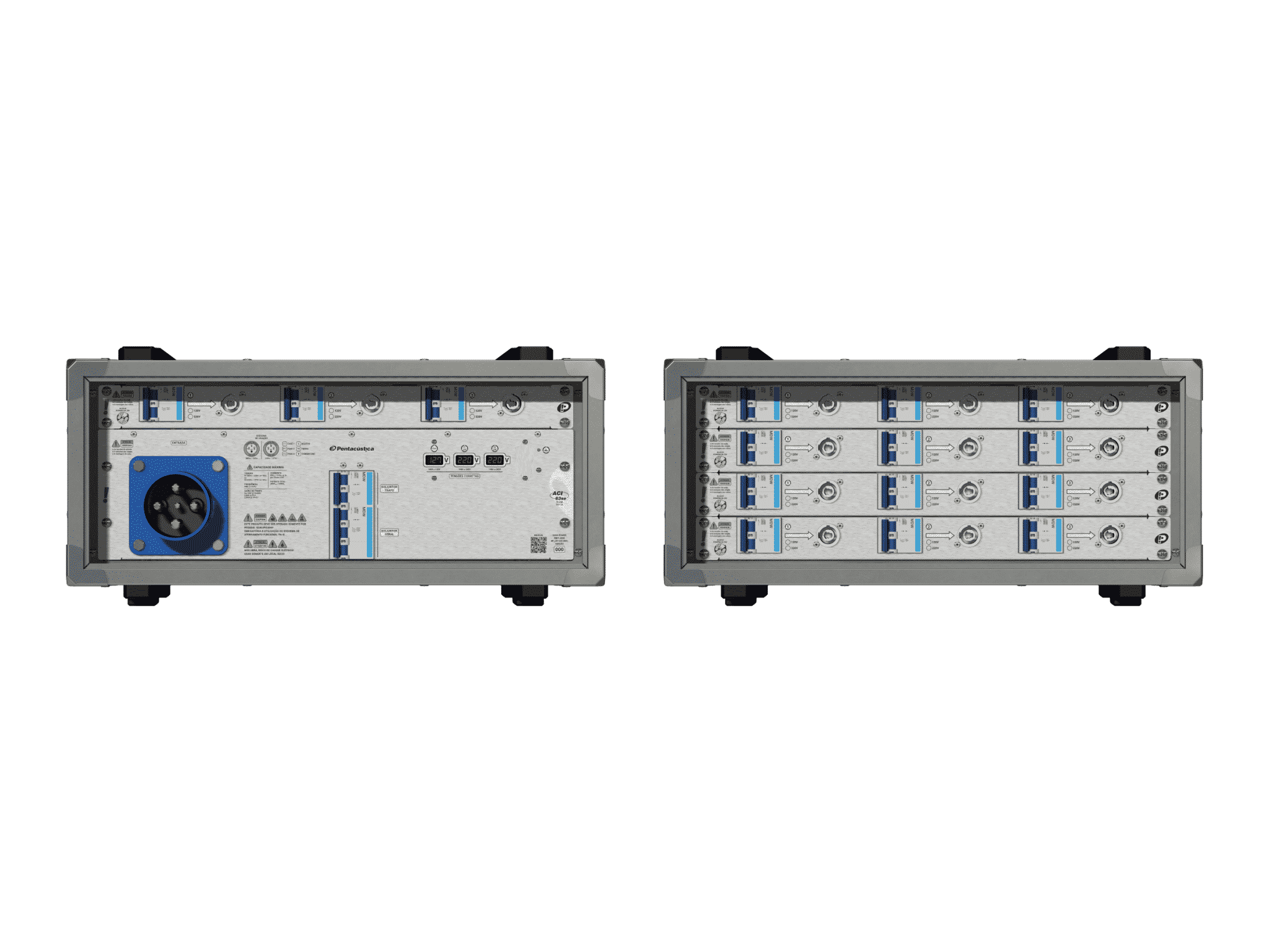 Main power RMP-63se, 4 polos, 2F+CM (Universal), V089