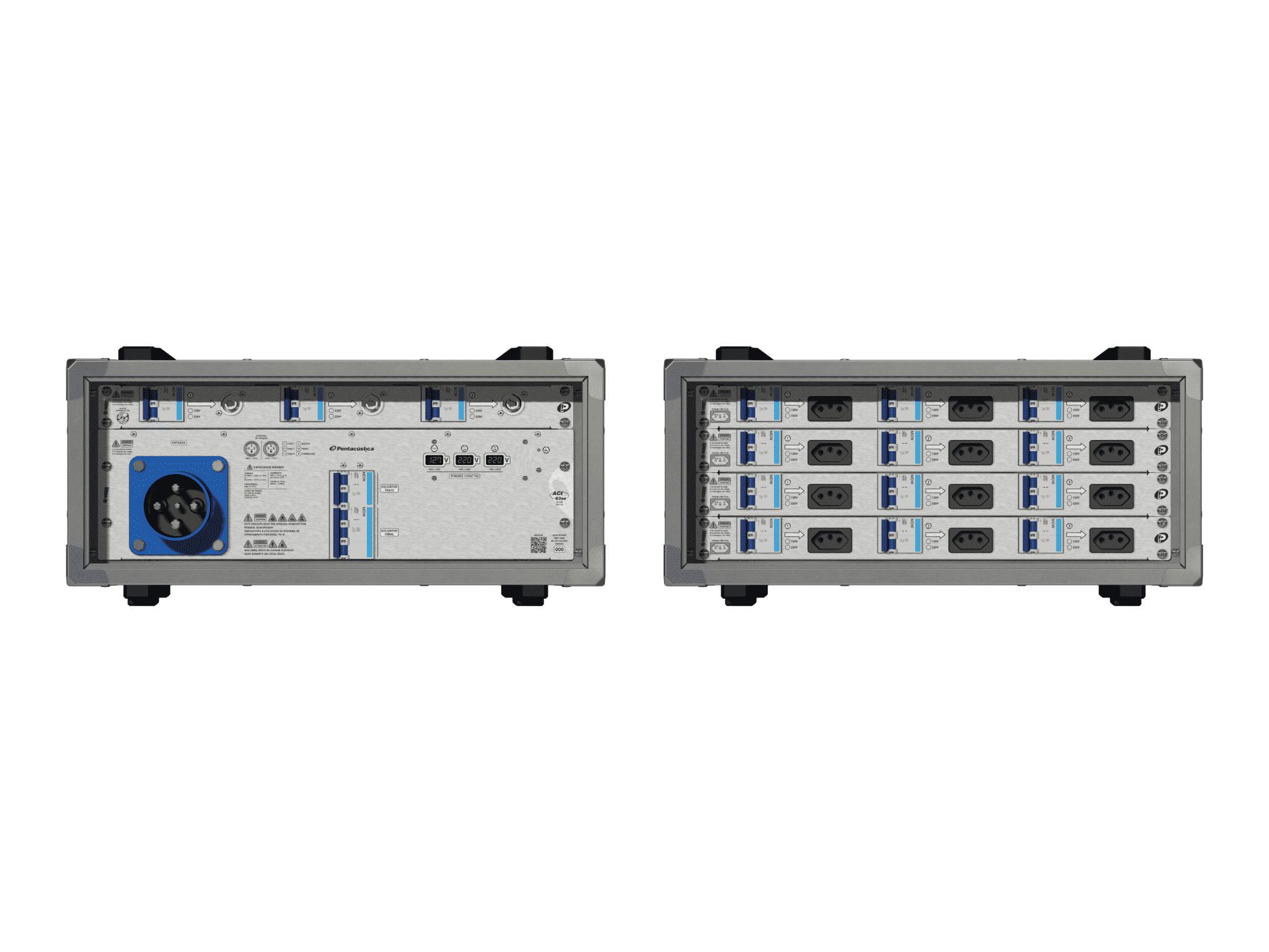 Main power RMP-63se, 4 polos, 2F+CM (Universal), V091