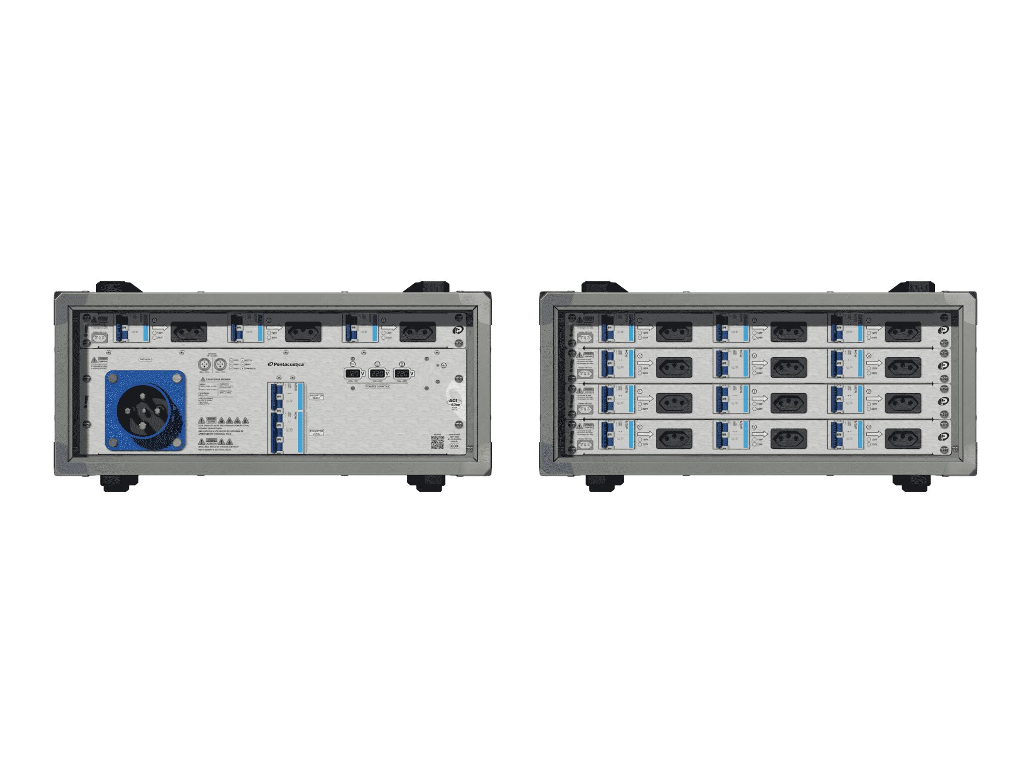 Main power RMP-63se, 4 polos, 2F+CM (Universal), V092