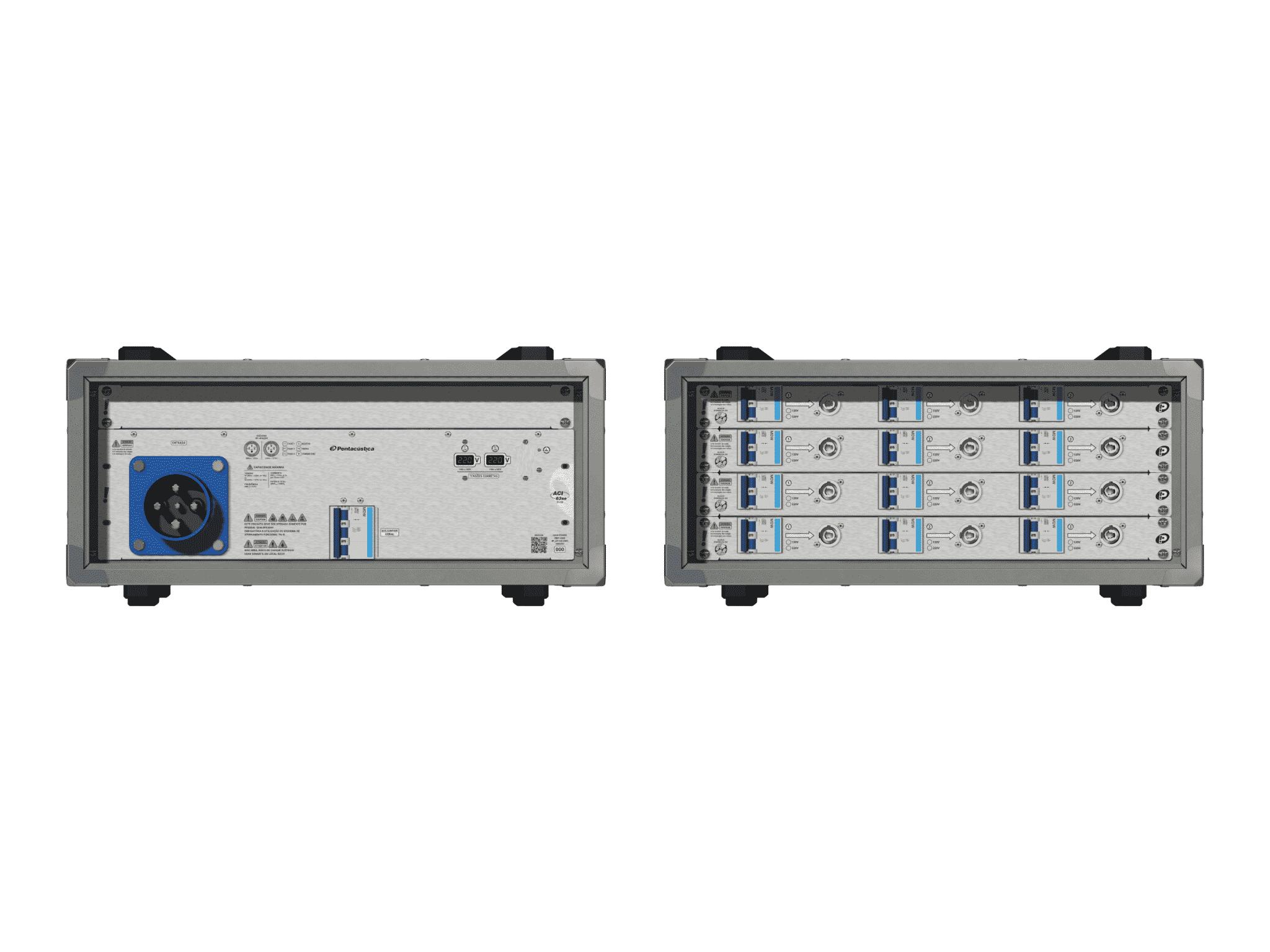 Main power RMP-63se, 4 polos, 2F+CM (Universal), V109