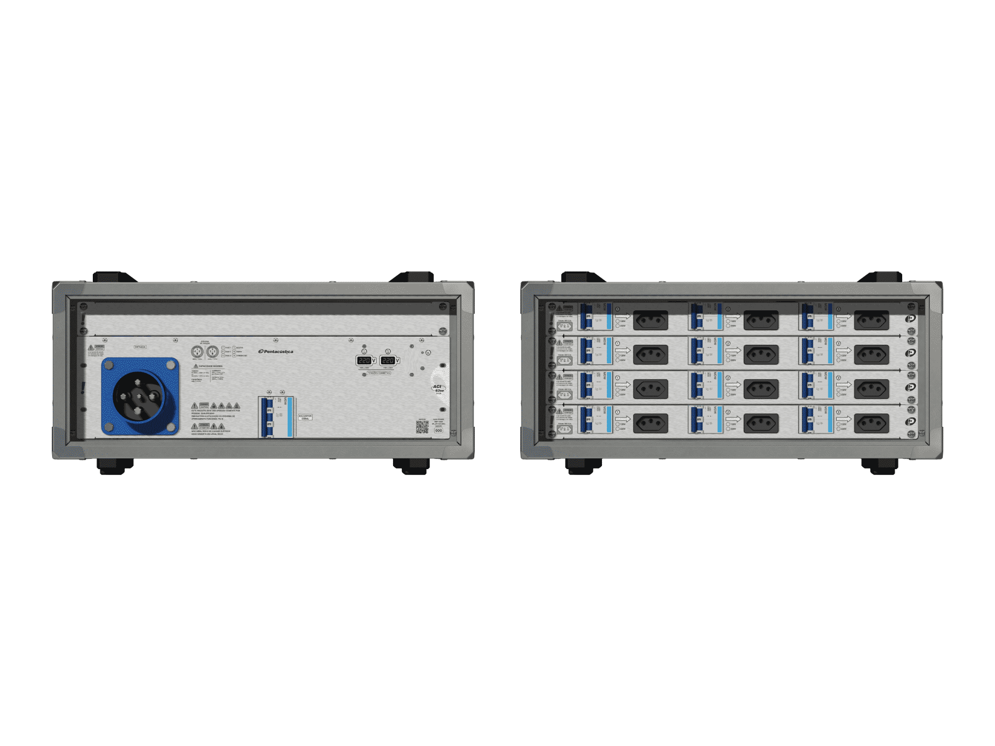 Main power RMP-63se, 4 polos, 2F+CM (Universal), V111