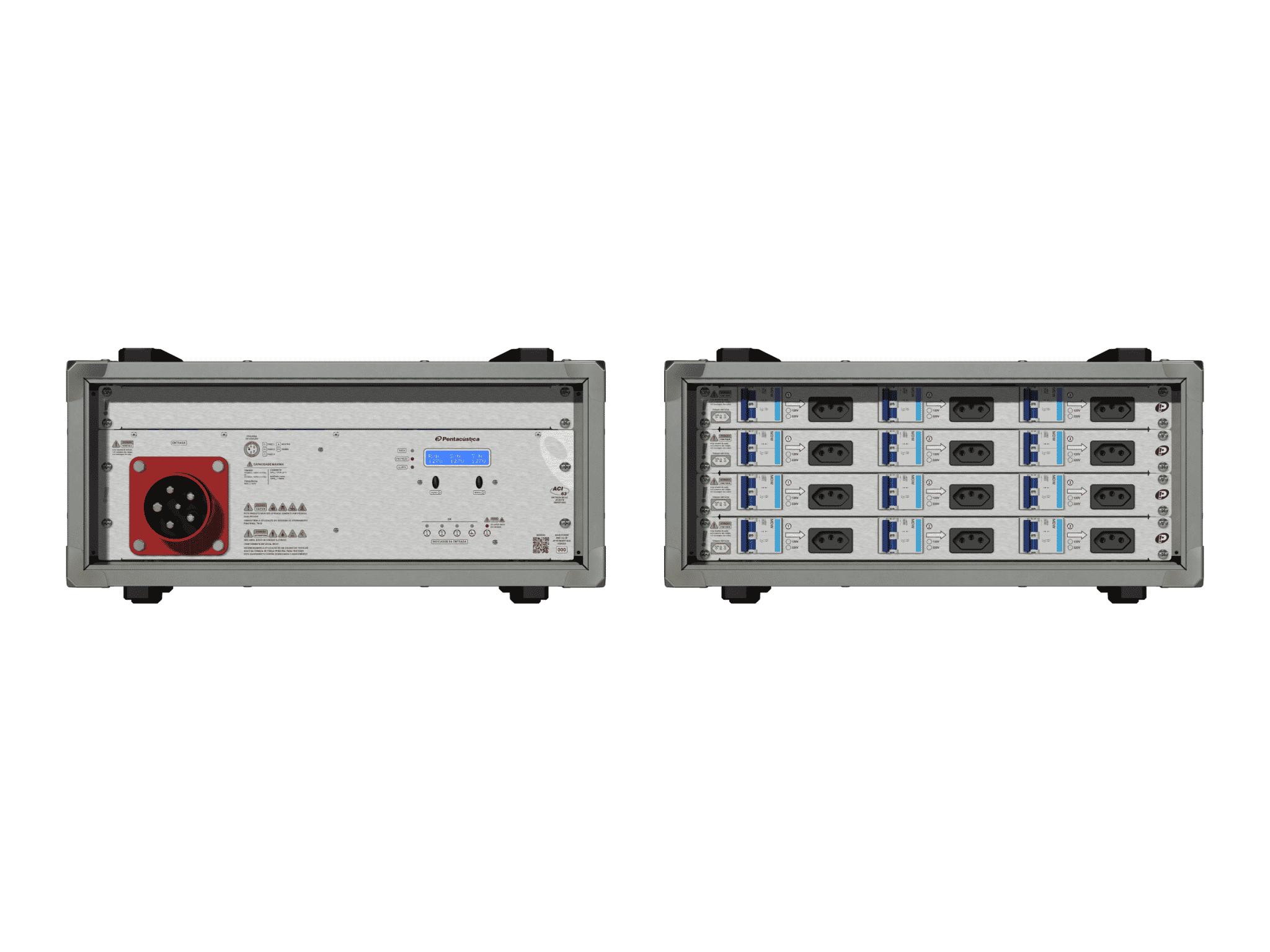 Main power RMP-63, 5 polos, 3F+N Smart Bus, V147
