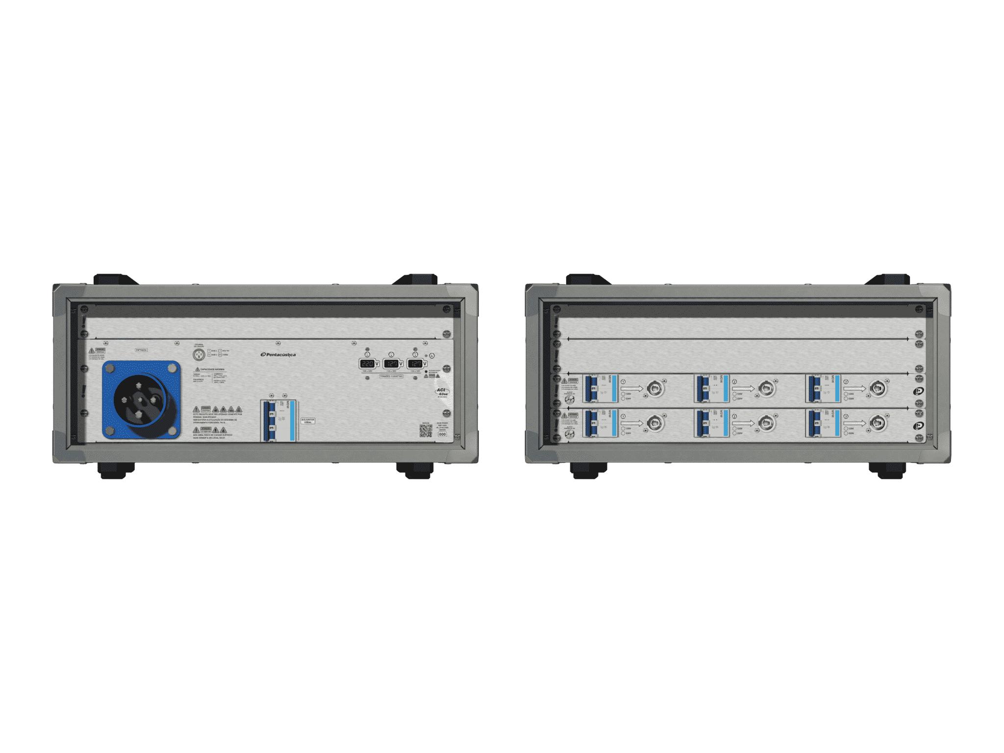 Main power RMP-63se, 4 polos, 2F+N (220VD/127VY), V032