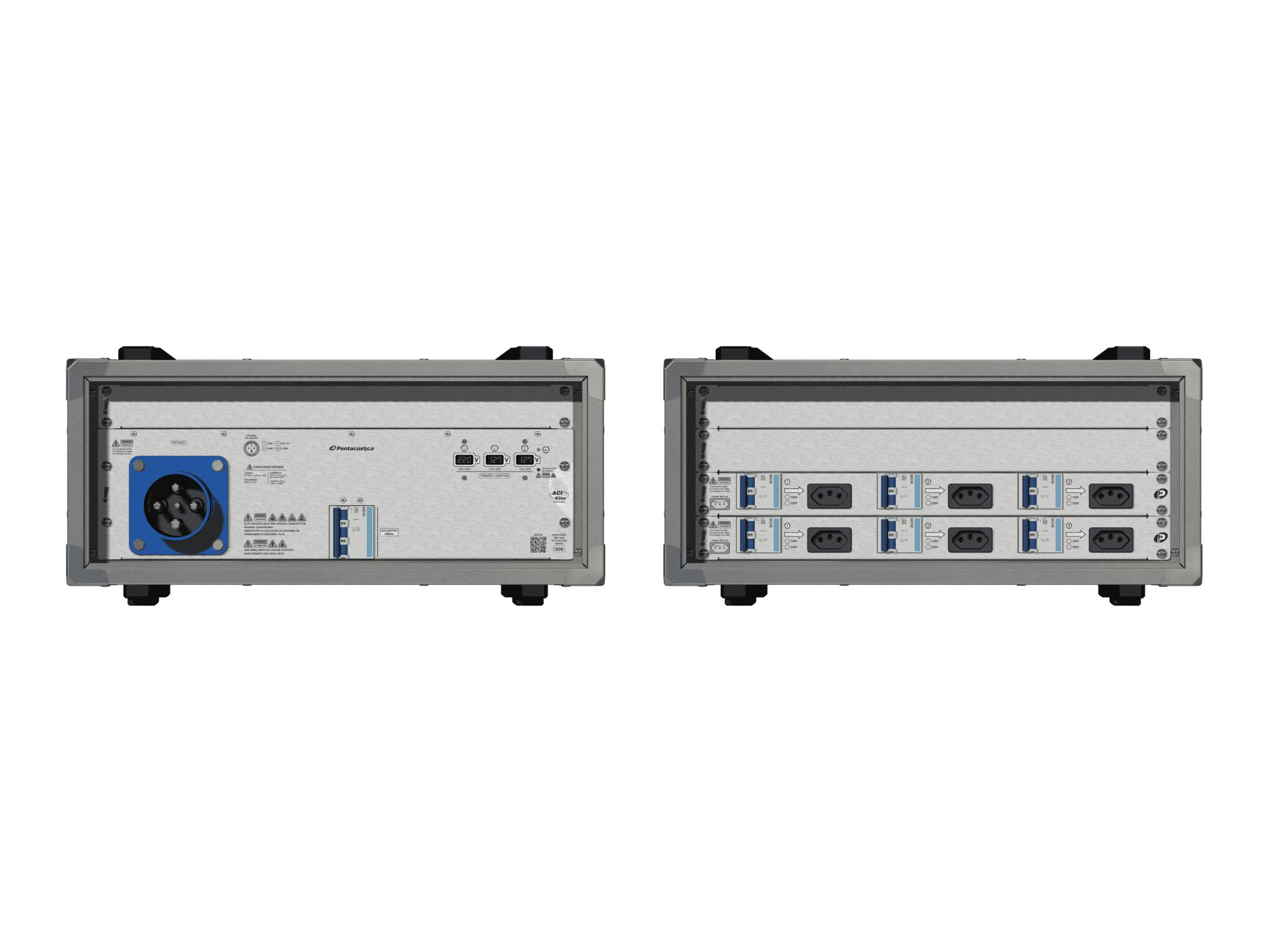 Main power RMP-63se, 4 polos, 2F+N (220VD/127VY), V041