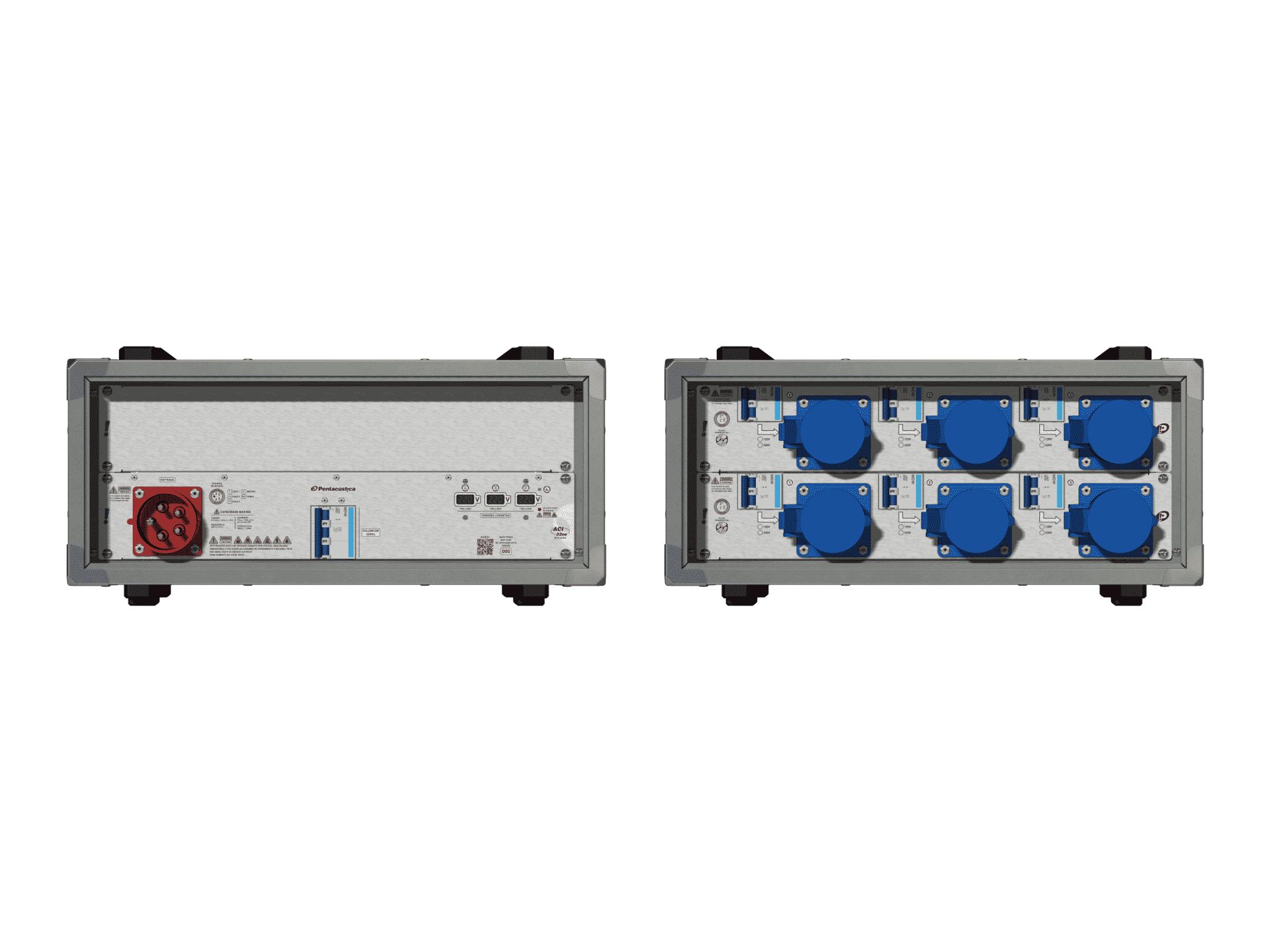 Main power RMP-32se, 5 polos, 3F+N (220VD/127VY), V006