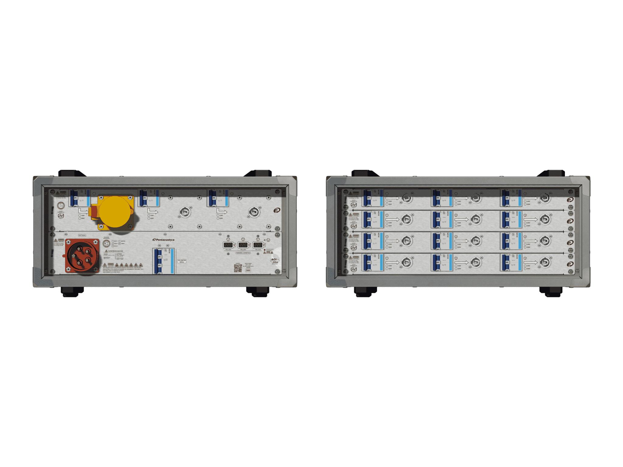 Main power RMP-32se, 5 polos, 3F+N (220VD/127VY), V079
