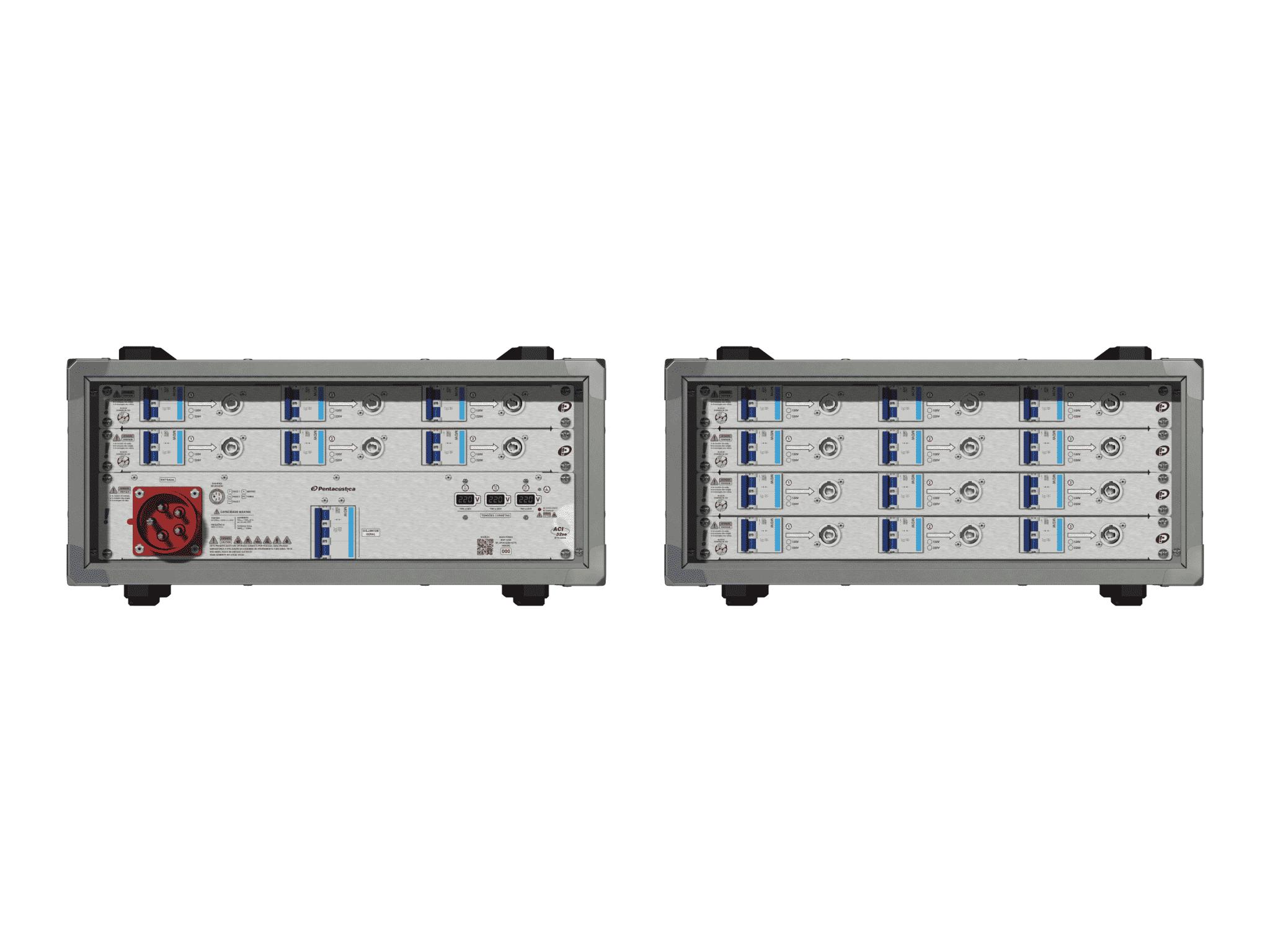 Main power RMP-32se, 5 polos, 3F+N (220VD/127VY), V080