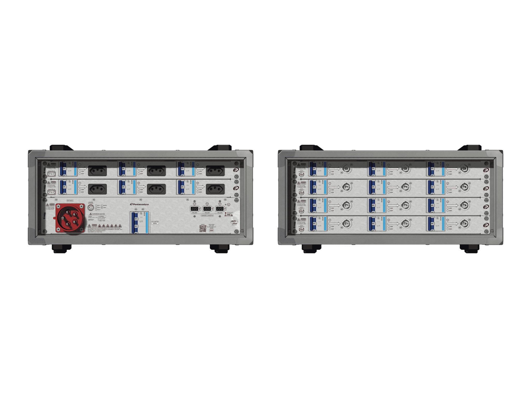 Main power RMP-32se, 5 polos, 3F+N (220VD/127VY), V081