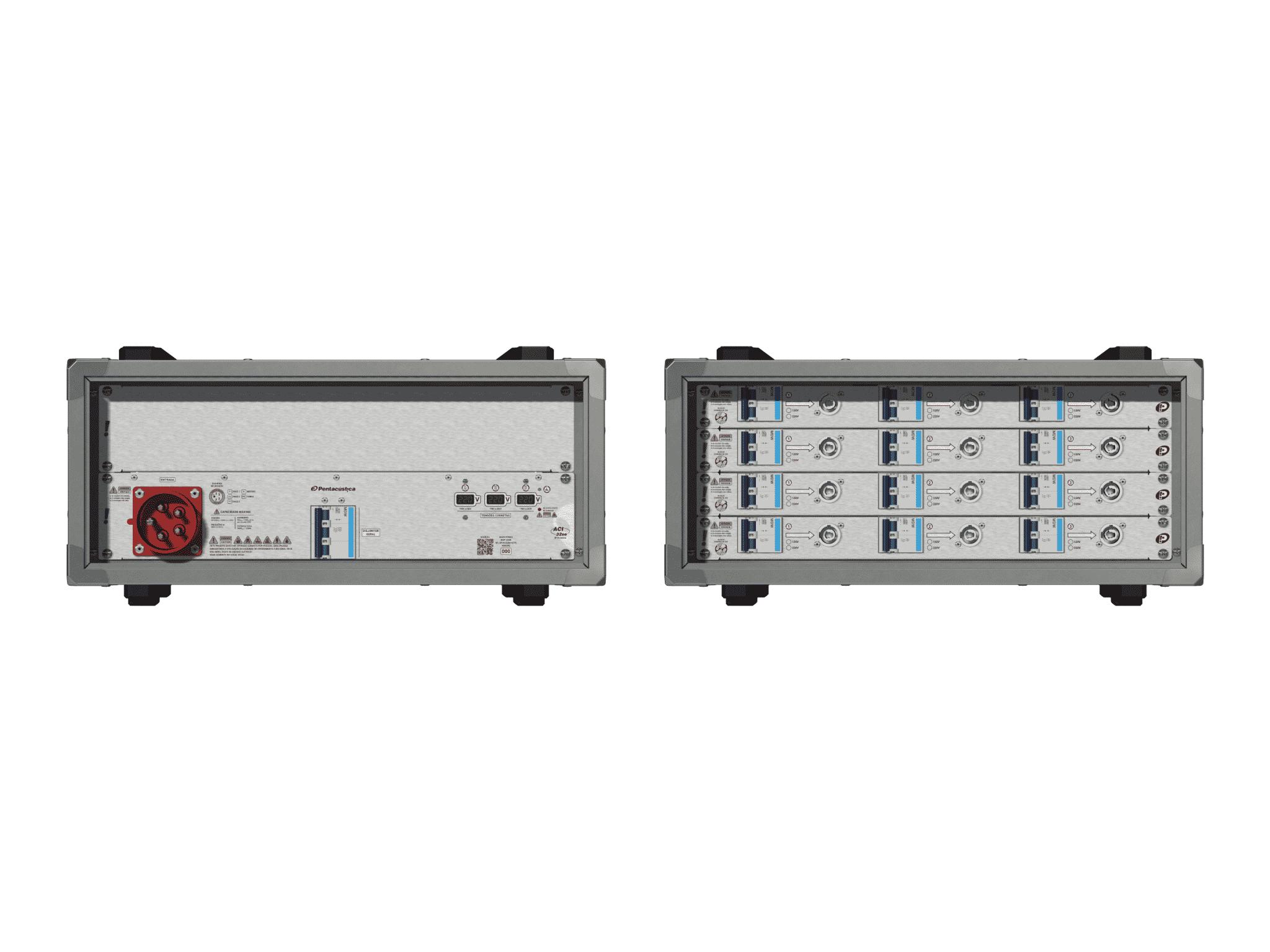 Main power RMP-32se, 5 polos, 3F+N (220VD/127VY), V084