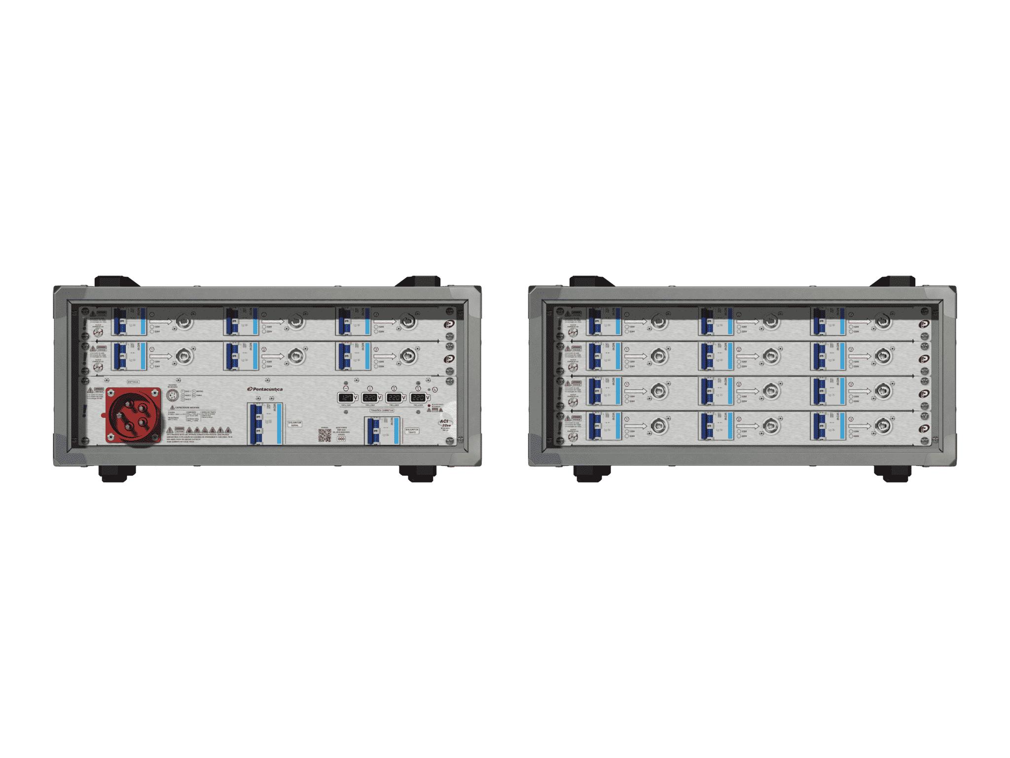 Main power RMP-32se, 5 polos, 3F+N (380VD/220VY), V062