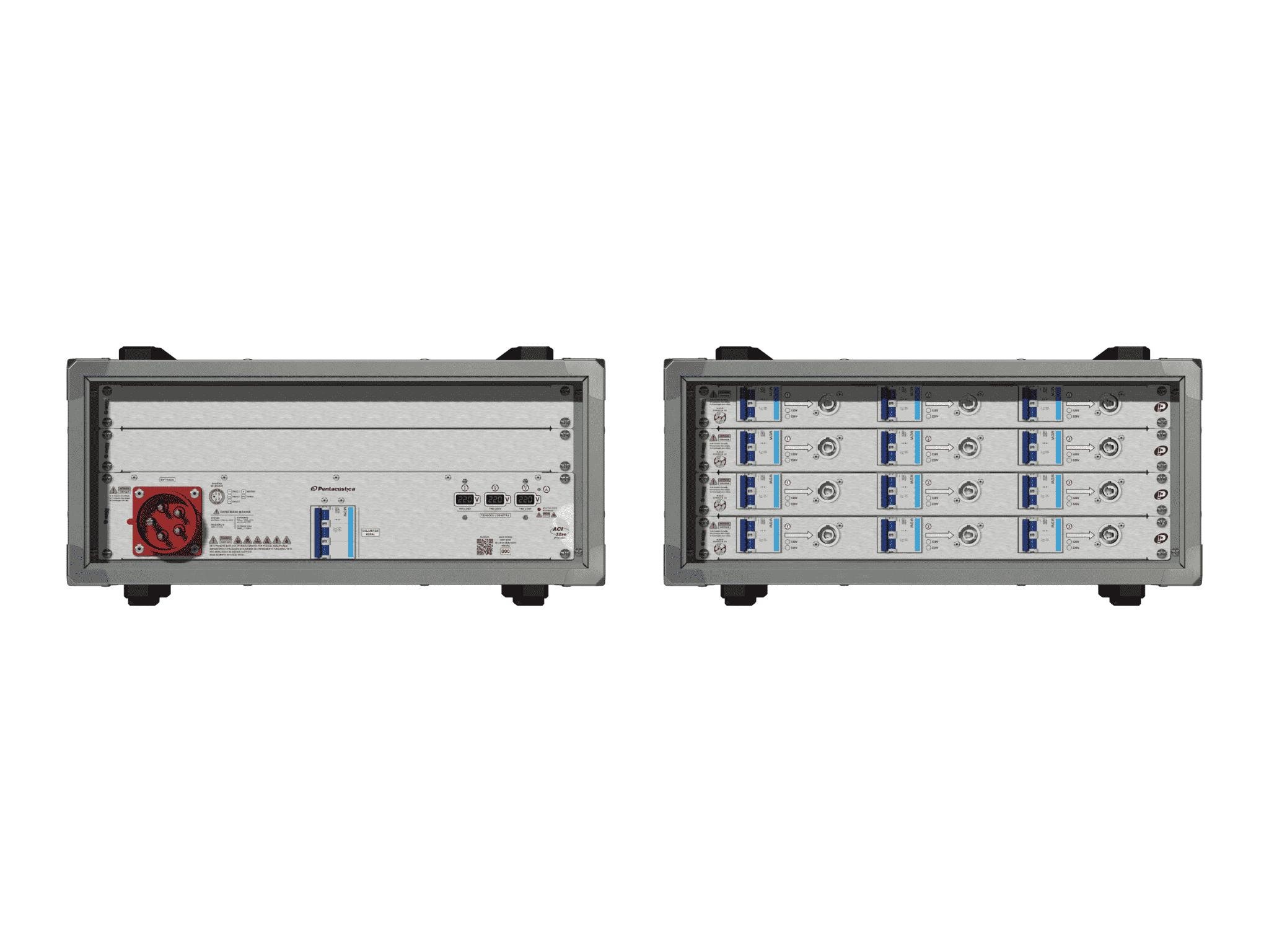 Main power RMP-32se, 5 polos, 3F+N (380VD/220VY), V103