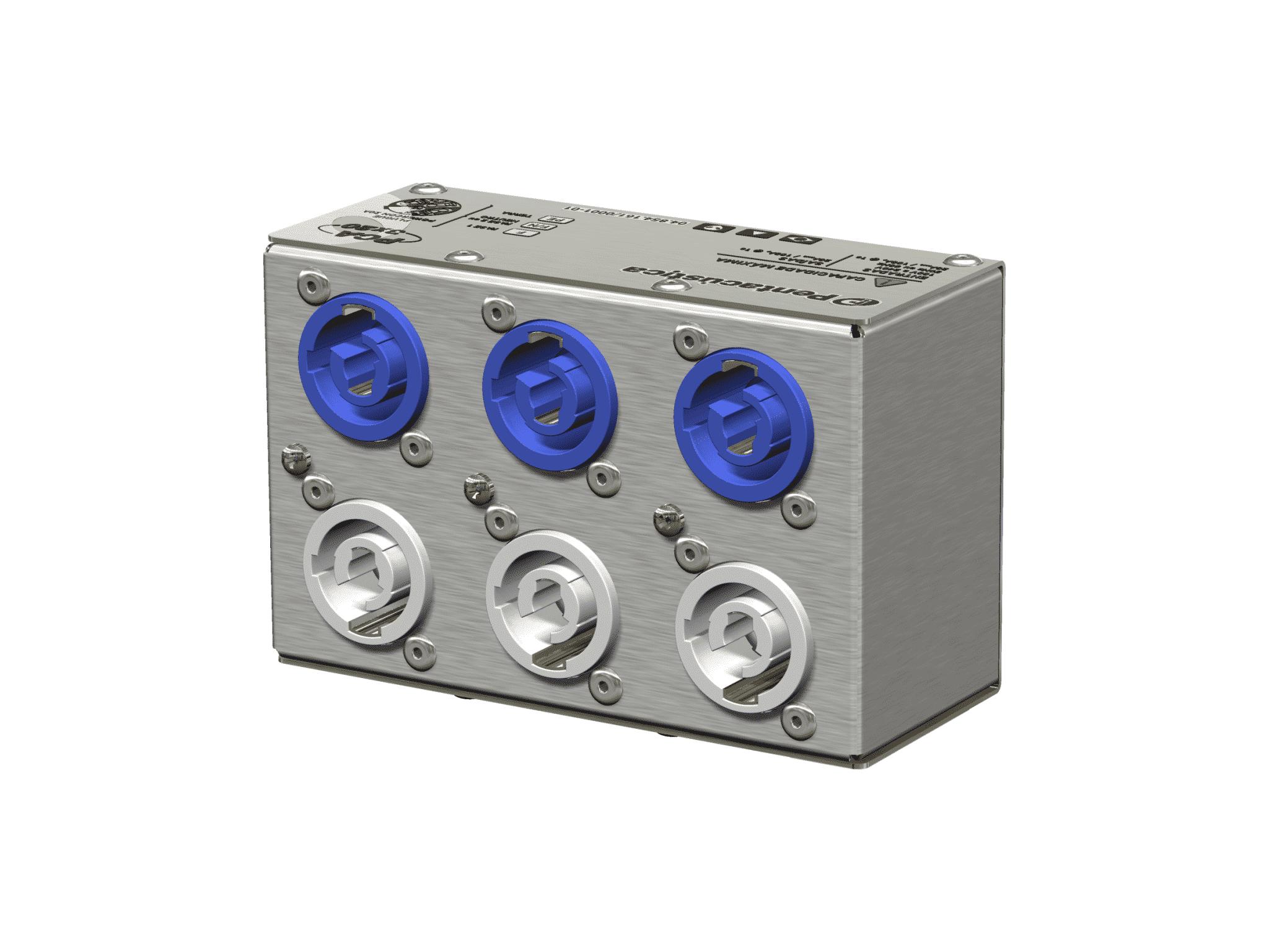 Adaptador PCA-3×20