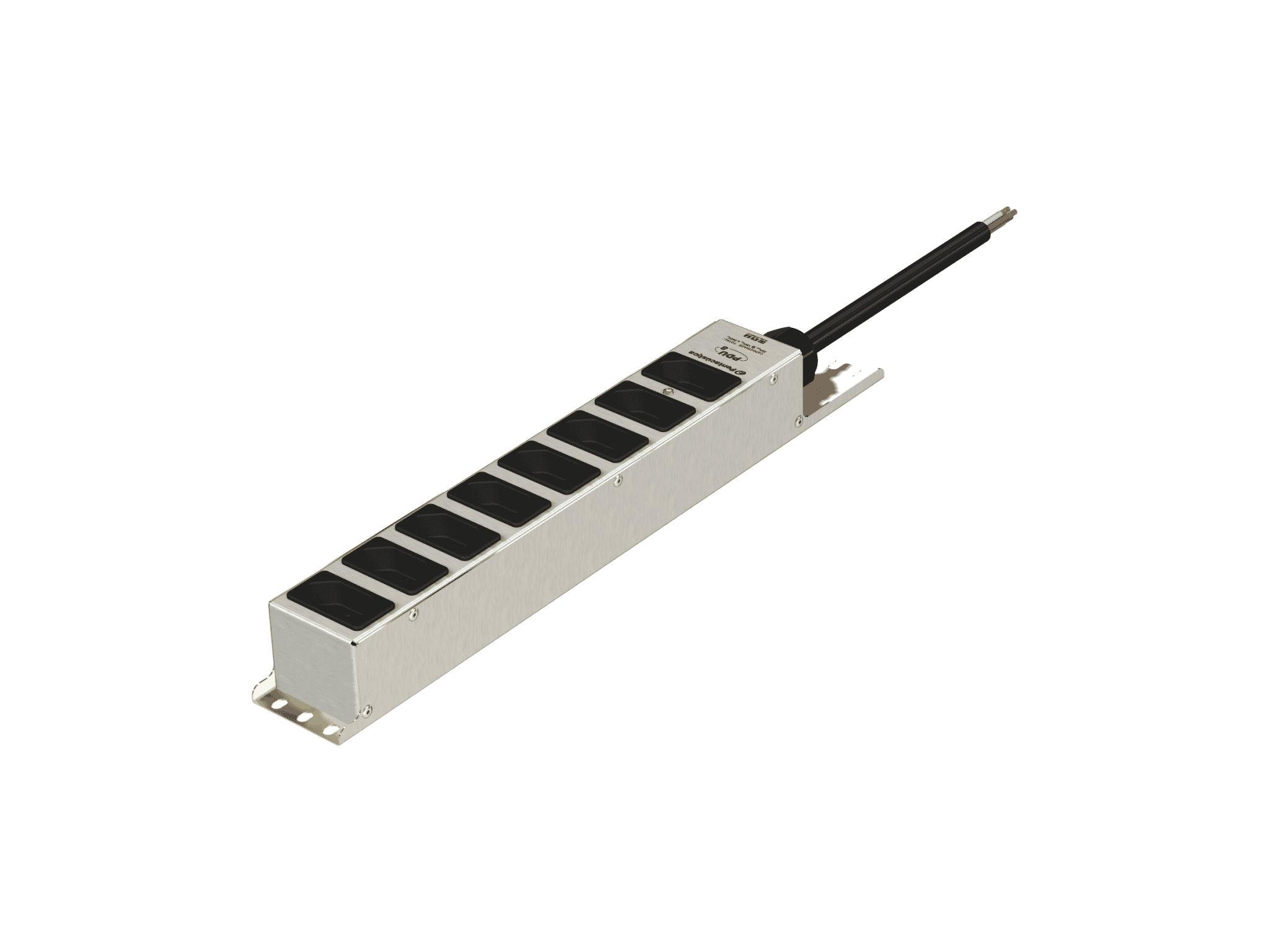 Régua PDU-8×20