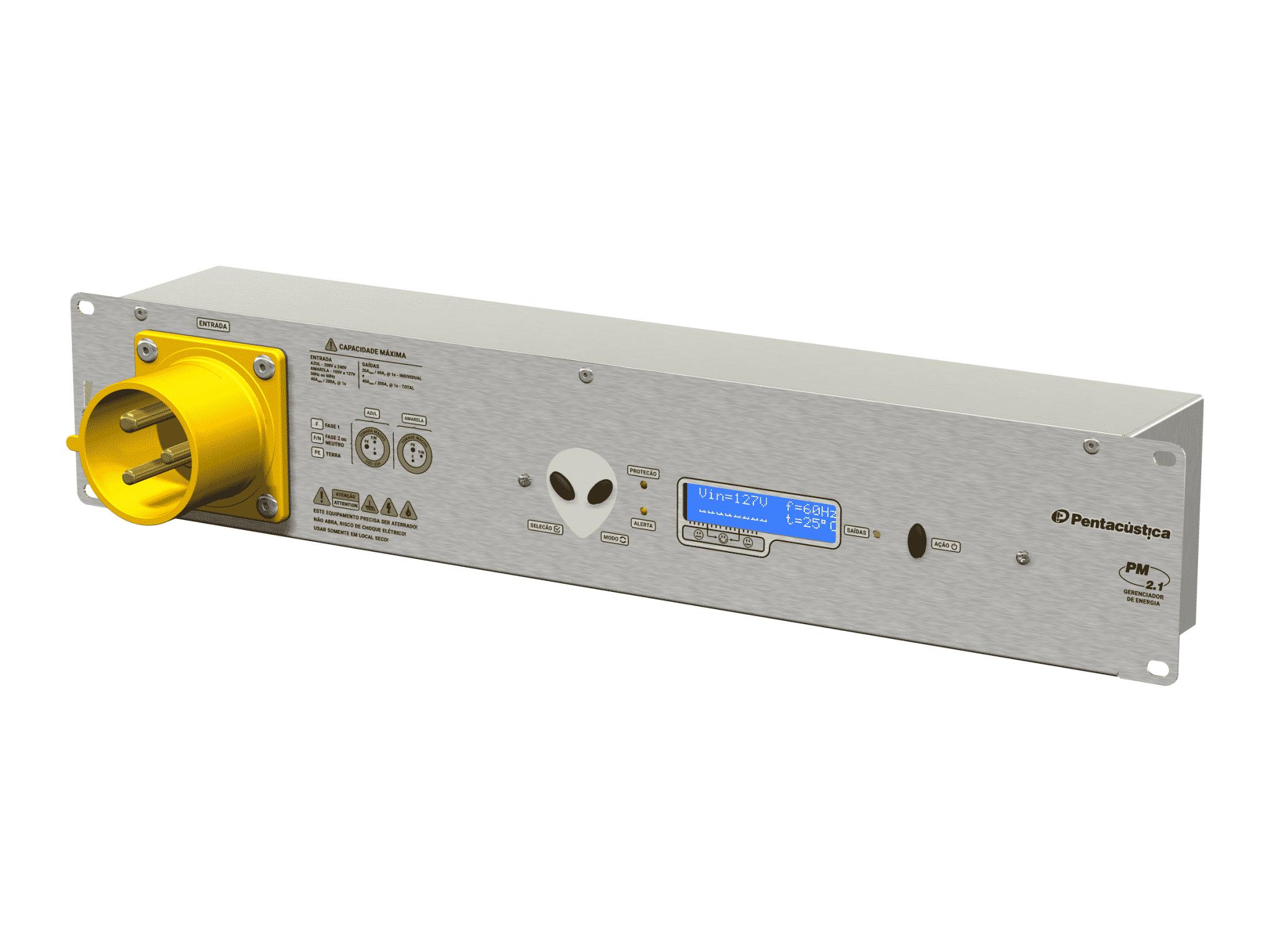Pentacústica PM-2.1_NBR_110V_IM100247