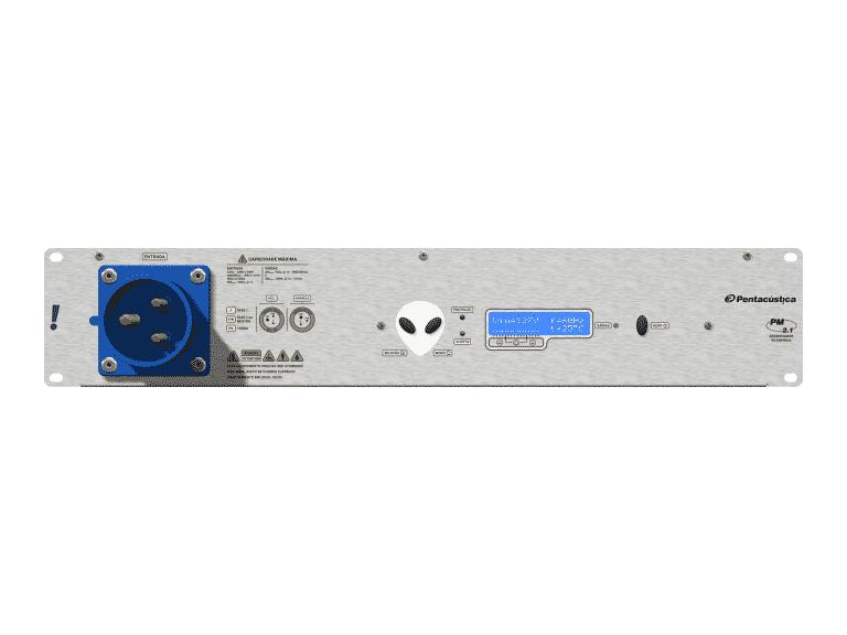 Pentacústica PM-2.1_NBR_220V_IM100248