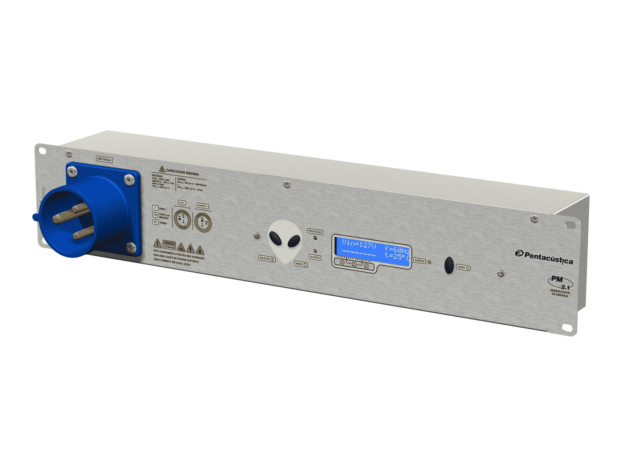 Pentacústica PM-2.1_PC_220V_M100250