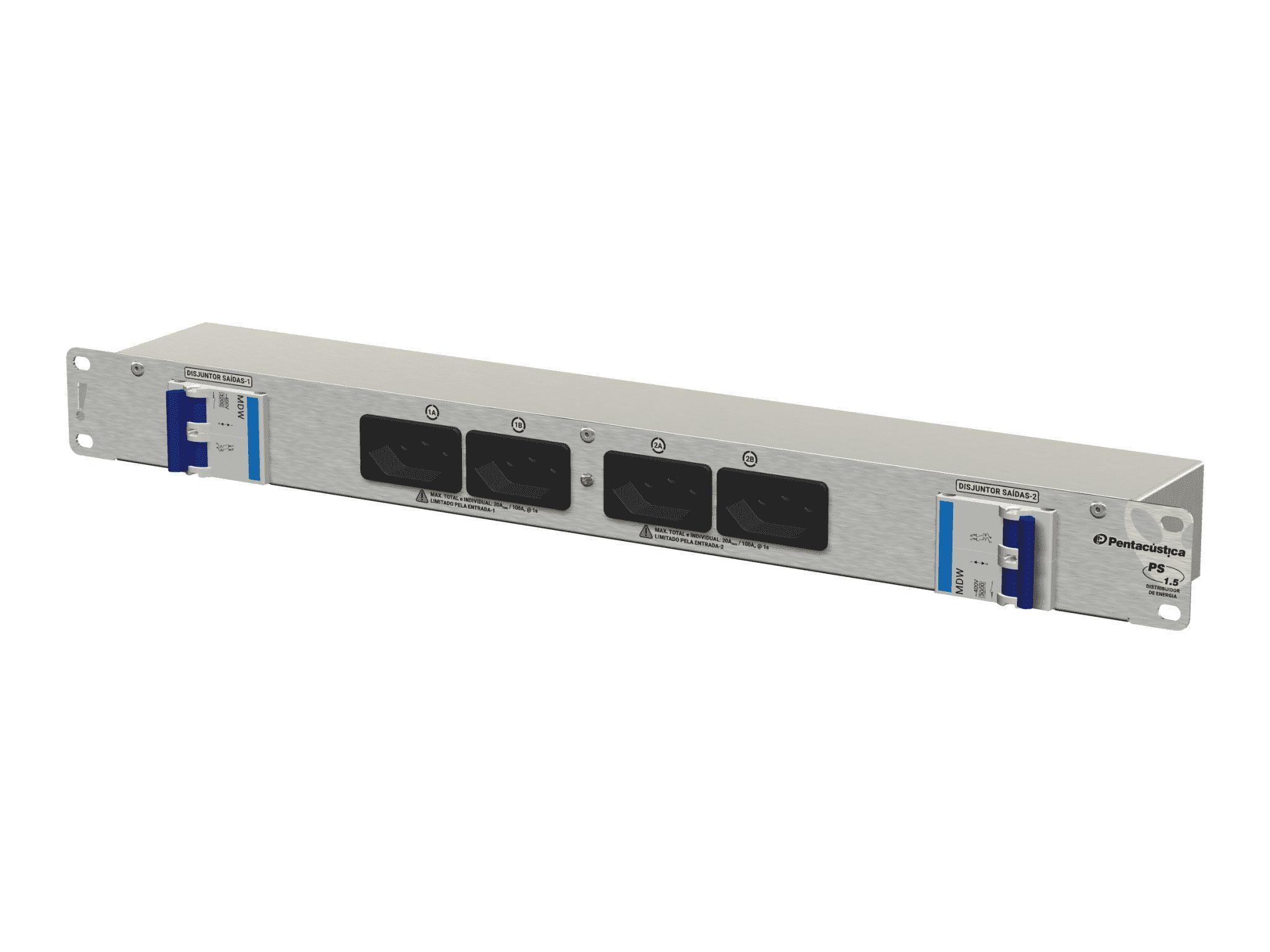 Distribuidor de energia PS-1.5 NBR 20C