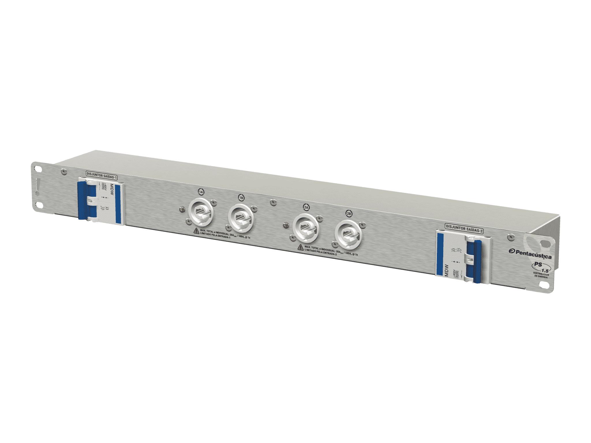Distribuidor de energia PS-1.5 PC 20C