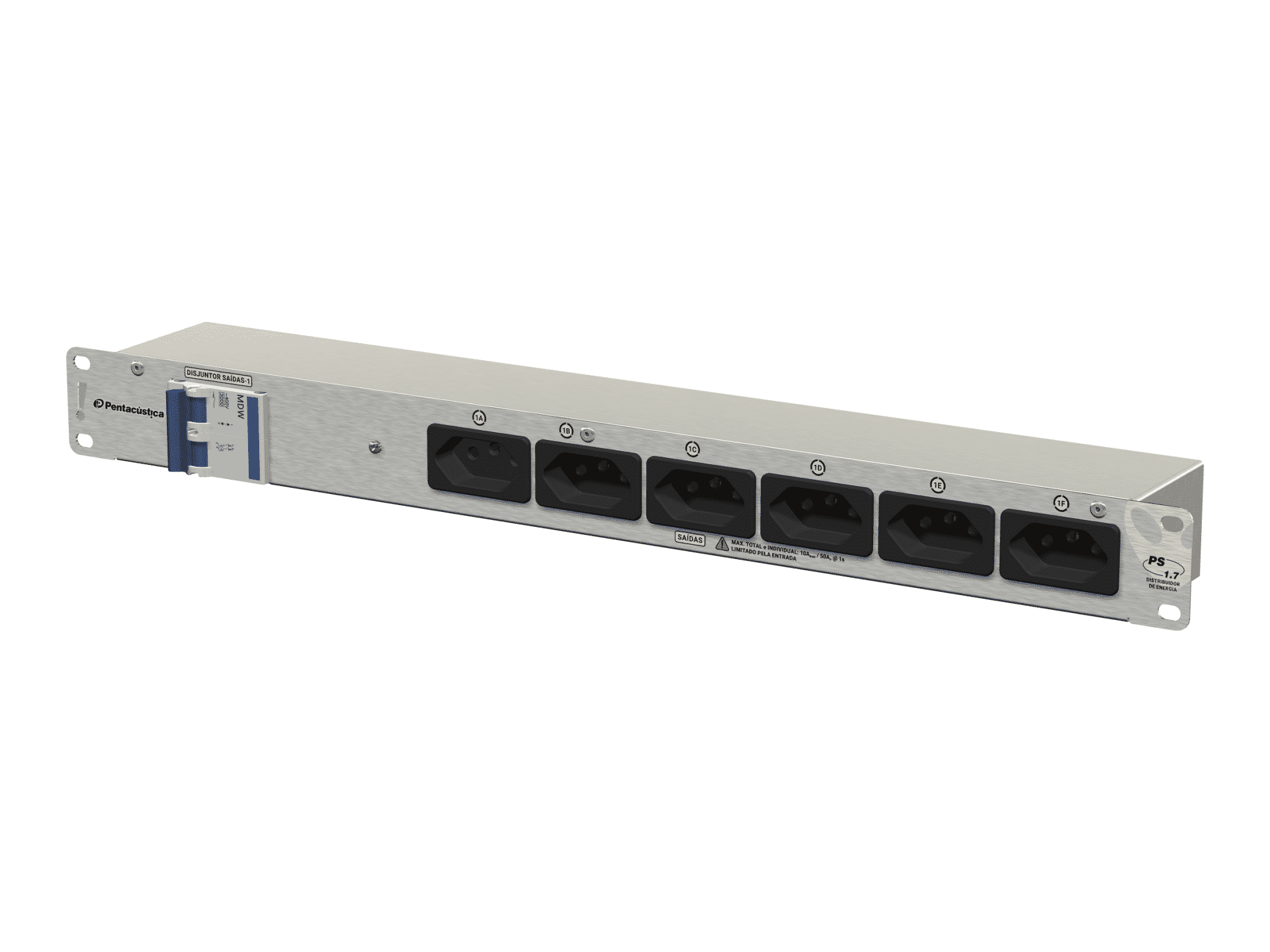 Distribuidor de energia PS-1.7