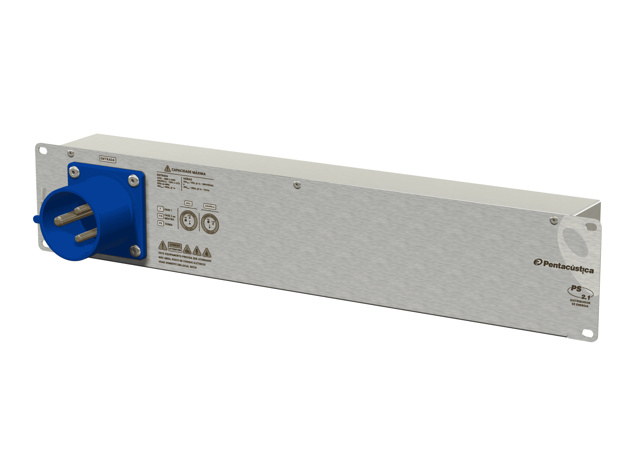 Pentacústica PS-2.1_NBR_220V_IM100613