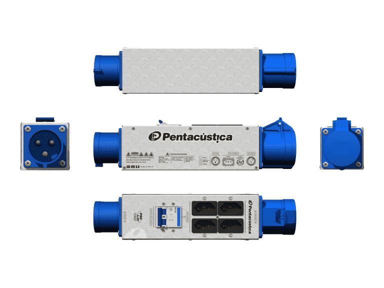 Pentacústica PSG-4x20_NBR_220V_IM100335