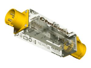 Pentacústica PSG-4x20_PC_110V_IM100337