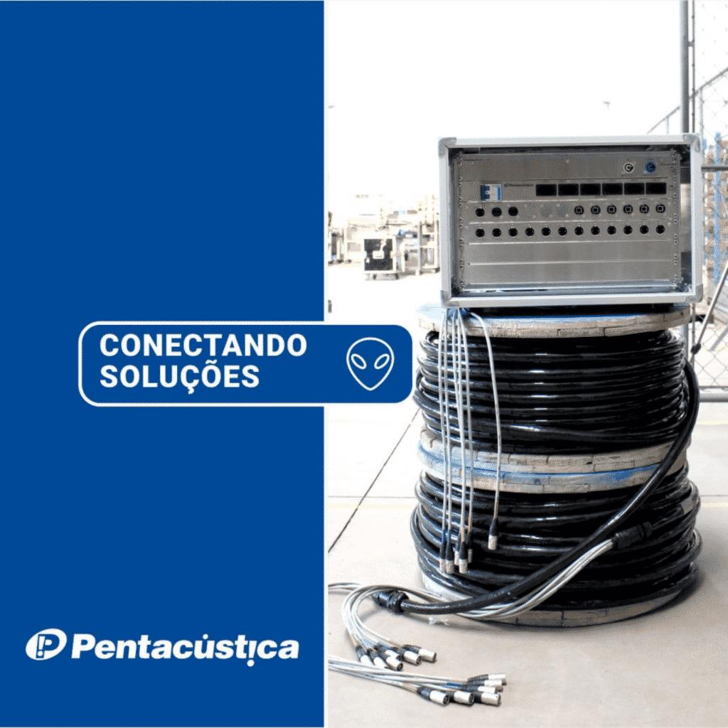 Pentacústica e Praia Clube