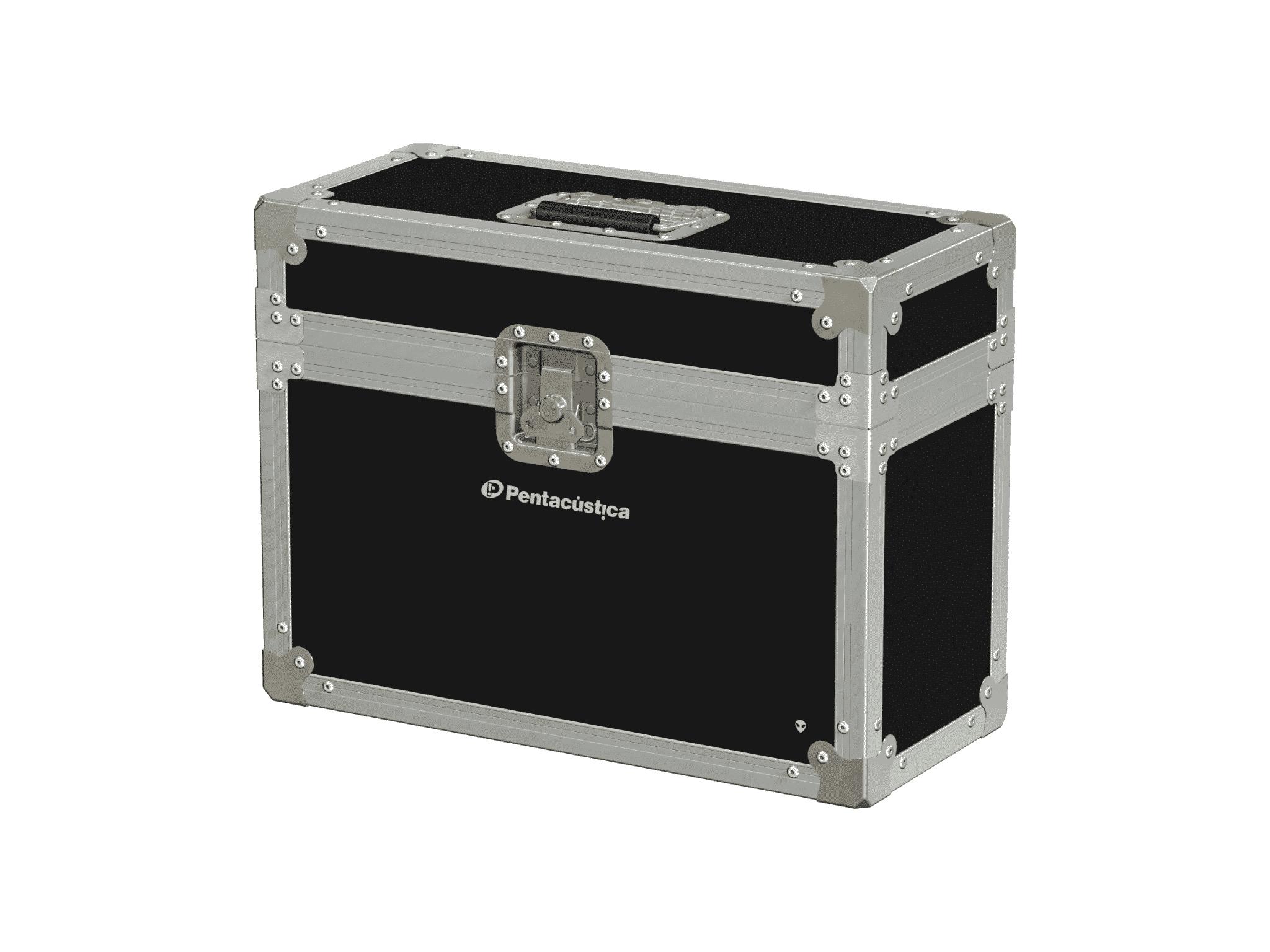 Hard Case tipo maleta – Linha SPM