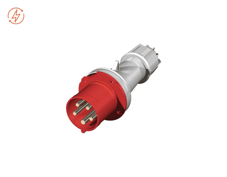 Pentacústica | Energia | Conectores para AC