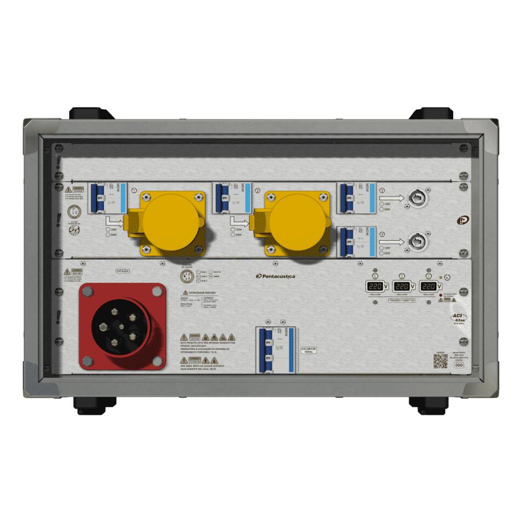 Main Powers Pentacústica 3F+N 220VD/127VY