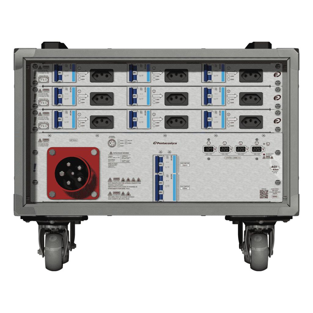 Main Powers Pentacústica 3F+N 380VD/220VY